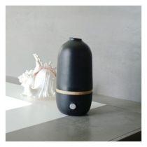 diffuseur huiles essentielles Ona noir salle de bains