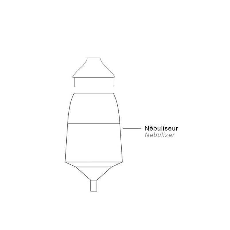 nébuliseur de remplacement  pour diffuseur huiles essentielles Ona